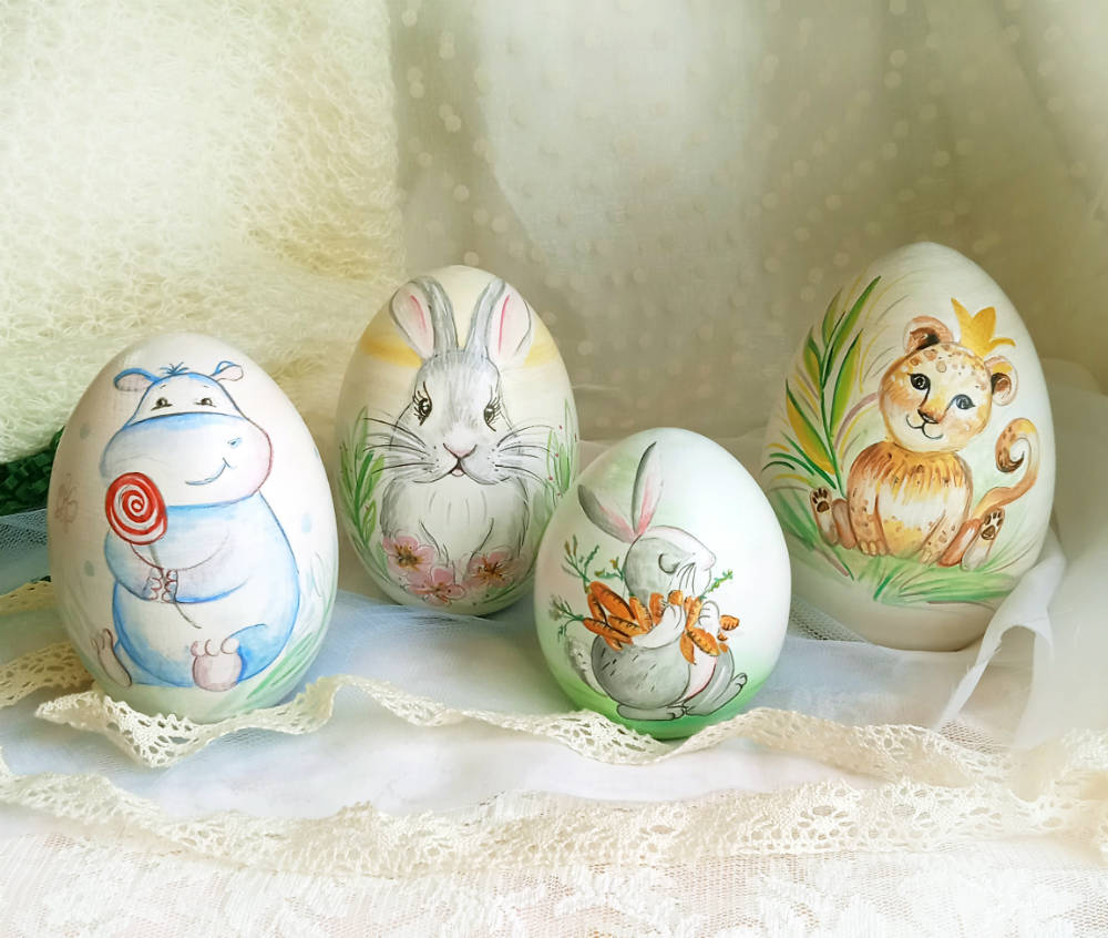 Animals eggs